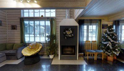 360 тур Matterport по коттеджу Стокгольм 3D Model