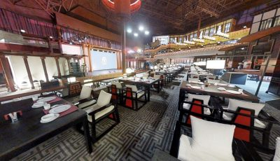Тур Matterport 360 по ресторану Цинь