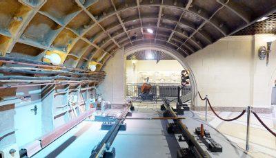 Тур Matterport по Центру истории метрополитена 3D Model