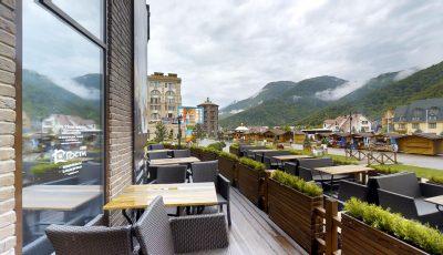 Панорамный тур Matterport по кафе «Гости 540» 3D Model