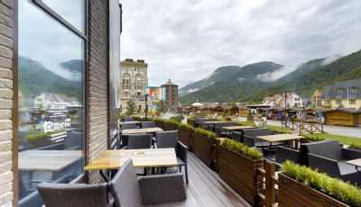 Панорамный тур Matterport по кафе «Гости 540»