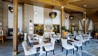 Matterport тур 360 по ресторану Alen Rosso 3D Model