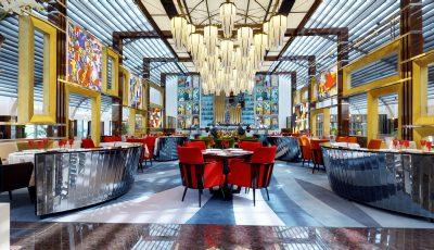 Панорамный тур Matterport по ресторану Блок 3D Model
