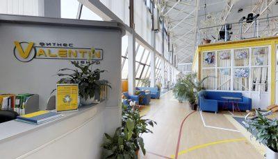 Панорамный тур Matterport по фитнес-центру Valentin 3D Model