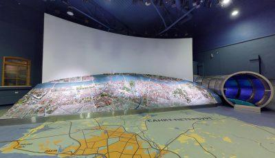 Matterport тур по комплексу «Вселенная Воды» 3D Model
