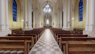 Matterport тур по Римско-католическому собору 3D Model