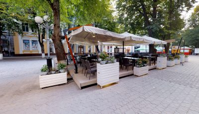 Виртуальный тур Matterport по Why not cafe 3D Model