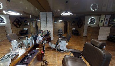 Barbershop LION IV 3D Model