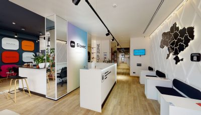 Центр підтримки підприємців Дія.Бізнес – Харків 3D Model